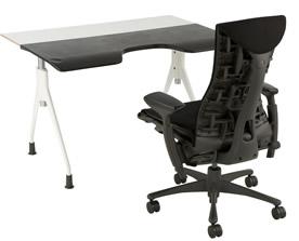 NeoConu002709: Herman Miller Designs Envelop Desk With Task ...