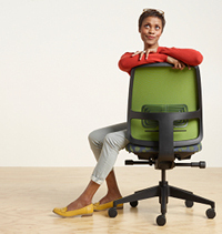 Excellent Neocon 2012 Haworths Ergonomic Affordable Lively Task And Short Links Chair Design For Home Short Linksinfo
