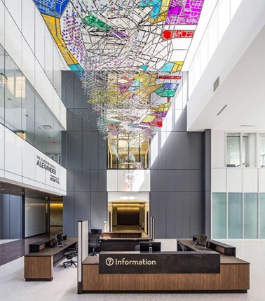Iida Announces Winners Of Healthcare Interior Design Competition Fmlink