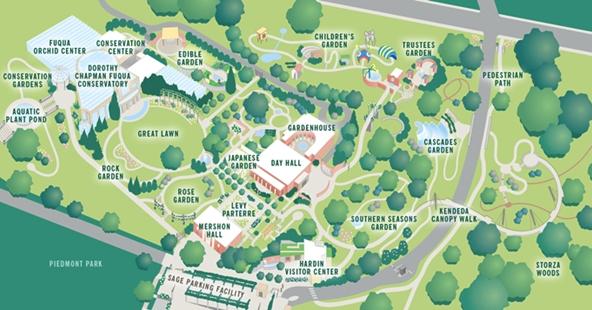 Atlanta Botanical Gardens - Sustainability Case Study - FMLink