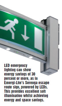 LED lighting has several benefits over conventional fluorescents that have been in emergency lighting luminaires for many years.  sc 1 st  FMLink & Latest LED emergency lighting offers significant benefits to FMs ... azcodes.com