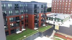 Georgia Heights green roof