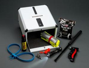 SafeDefend storage box