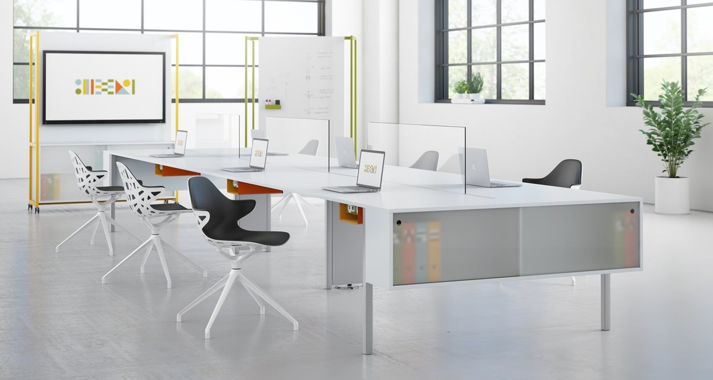 Kimball Office Intros Comprehensive Furniture Collection Lounge