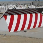 HD200 access-control barrier