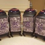Xenex Germ-Zapping Robots