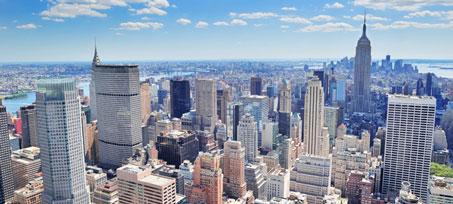 C&W photo of New York City