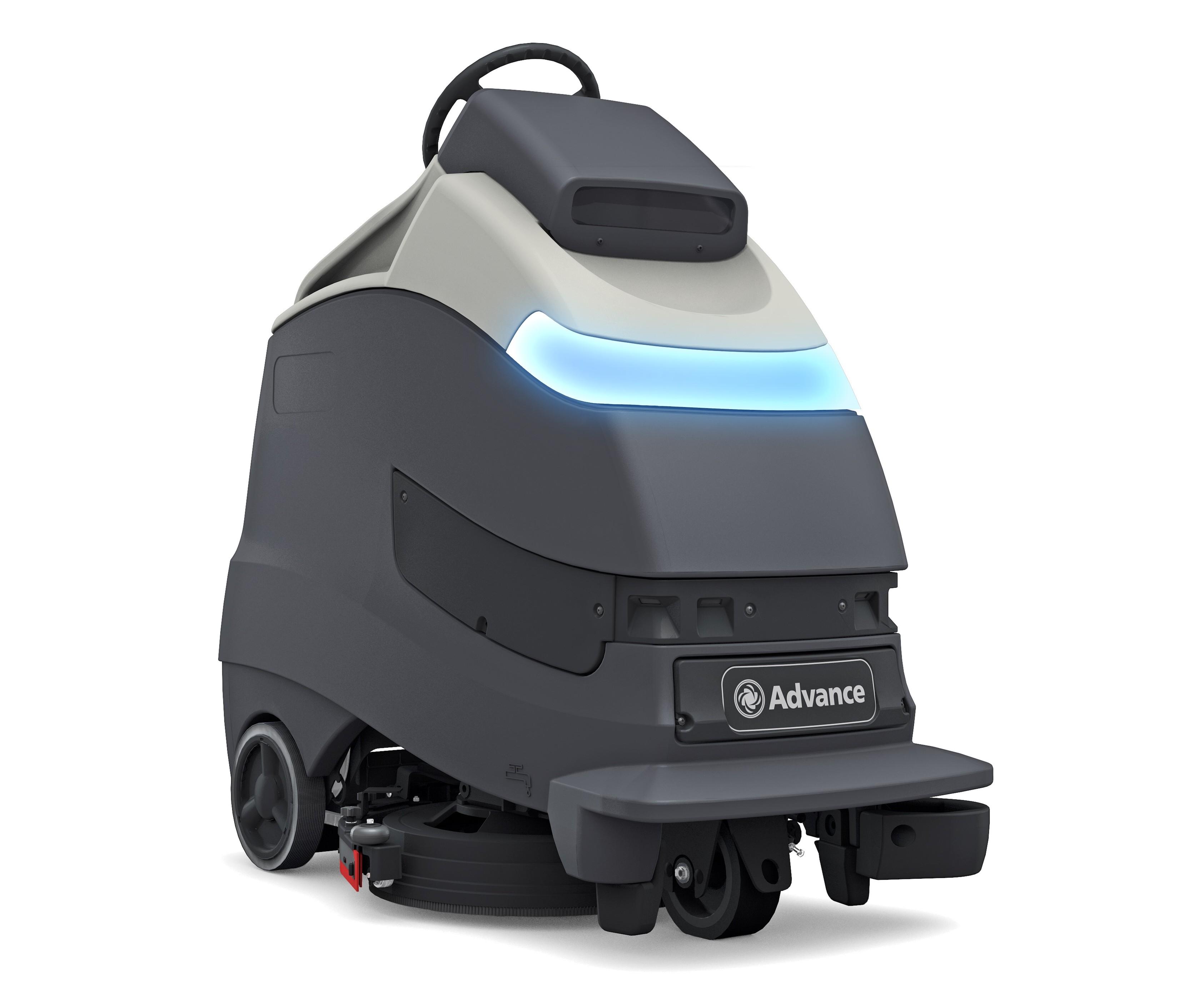 LibertyA50 autonomous scrubber