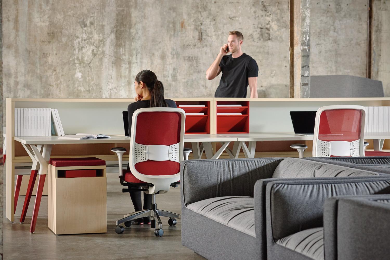 Teknion Partners With Alshaya Enterprises Furniture