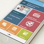 MyISS app for employee engagement
