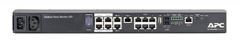 NetBotz 250 rack access control