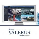 Valerus video management software screenshot