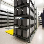 Vertiv battery room