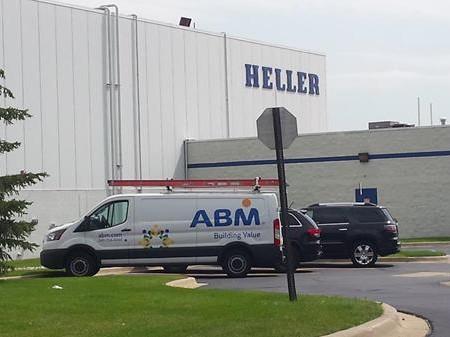 ABM truck by Heller factory