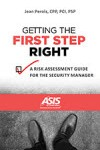 ASIS security risk assessment book cover