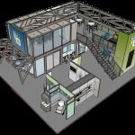 DIRTT/NMG medical interior