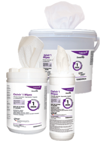 disinfectant cleaner wipes