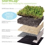 StormCap layered rooftop system