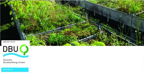 Urban Climate Roof plant components