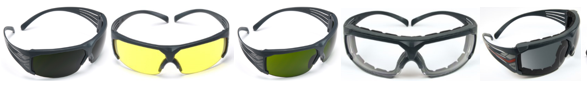 3M protective eyewear series