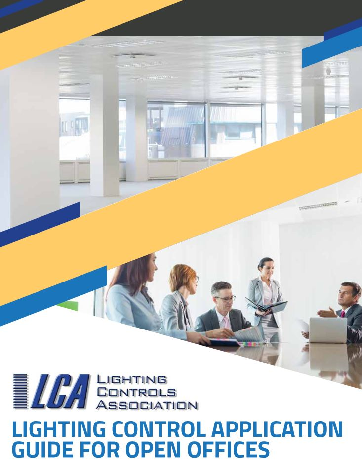 lighting control application guide cover