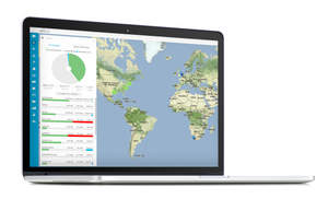 iOffice space management software offers real-time