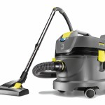 T 9/1 battery-powered dry vacuum cleaner