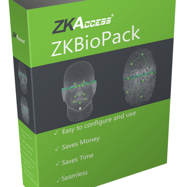 ZKBioPack software package