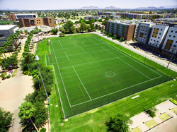 GCU synthetic turf field