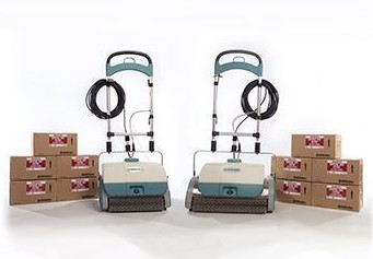 Smart Care TRIO carpet cleaning system