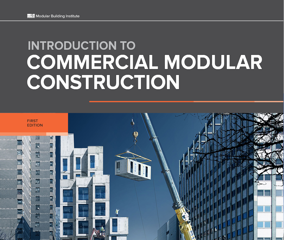 Commercial Modular Construction book cover