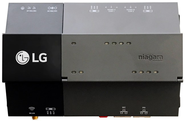 LG Electronics USA MultiSITE-Communications-Manager