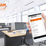 Osram wireless lighting control system