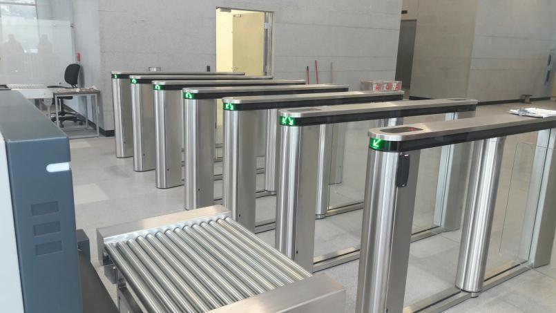 security turnstiles