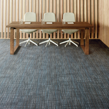 carpet tile with table