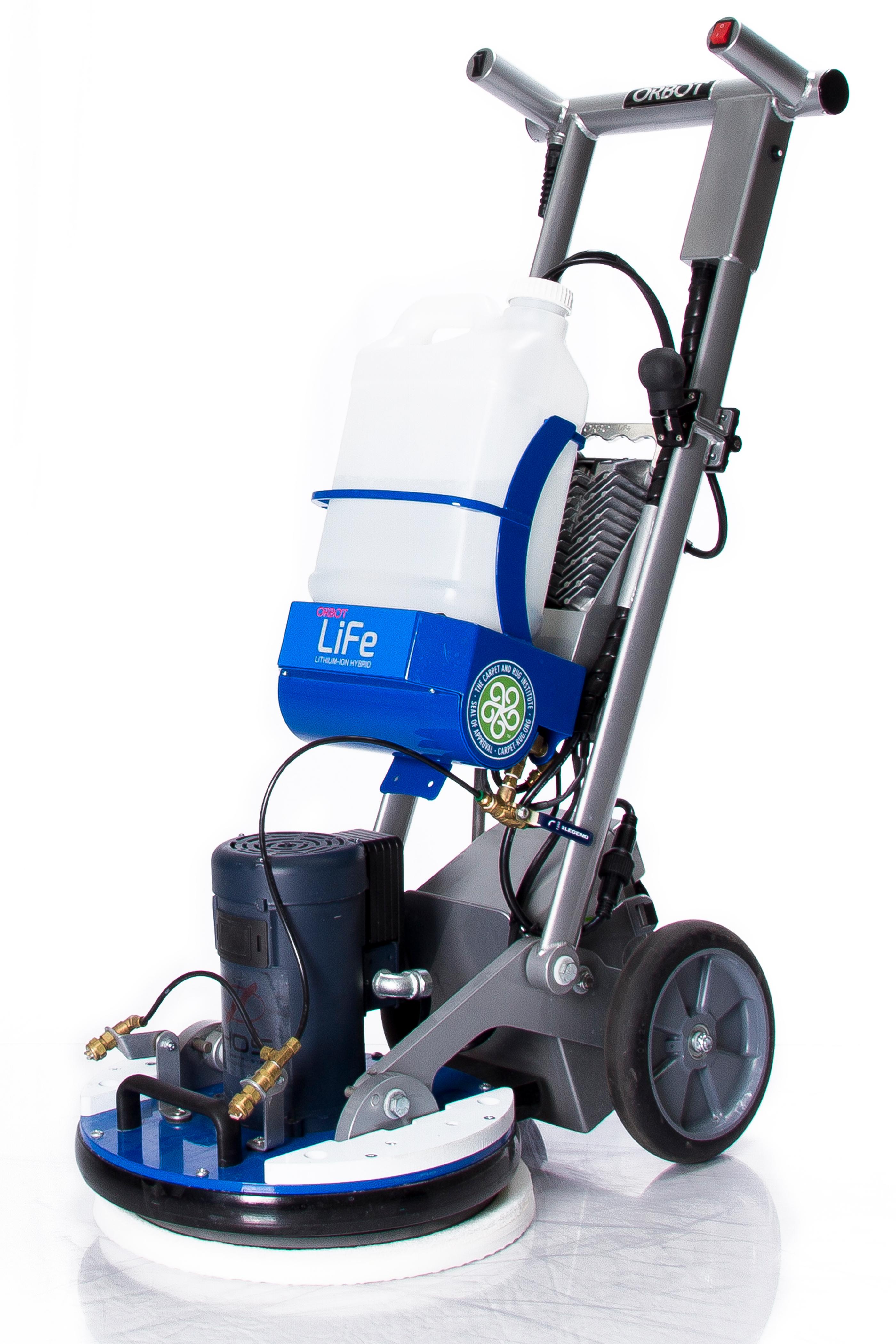 ORBOT LiFe floor machine