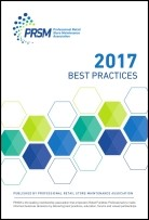 PRSM retail FM best practices book cover
