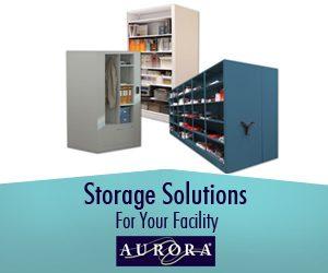 Aurora Storage banner
