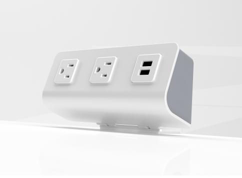 ESI Ergo FlexCharge desktop power solution