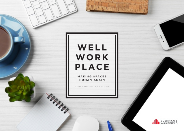 Cover of Well Workplace report
