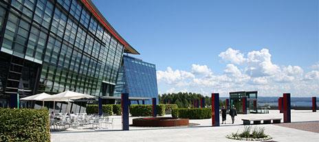 Telenor façade