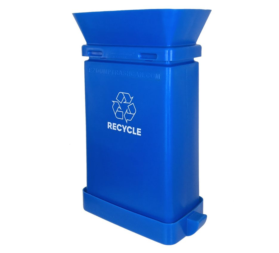 SmartcanMax Recycle receptacle