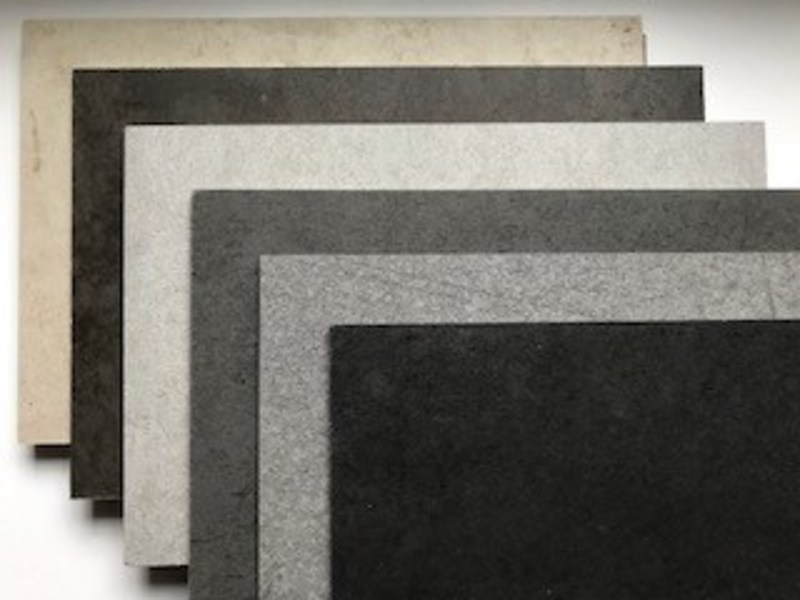 Concreate floor plank colors