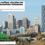 Figure 1: Calgary is Resilient