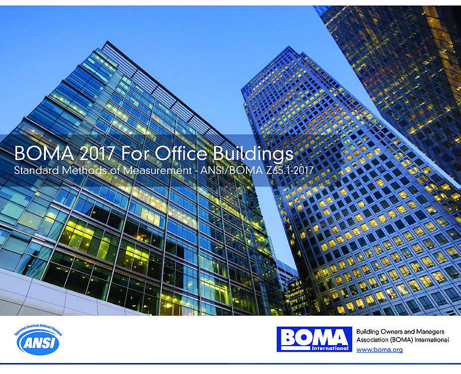 BOMA 2017 Office Standards cover