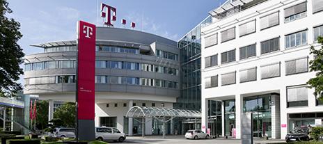 Deutsche Telekom building