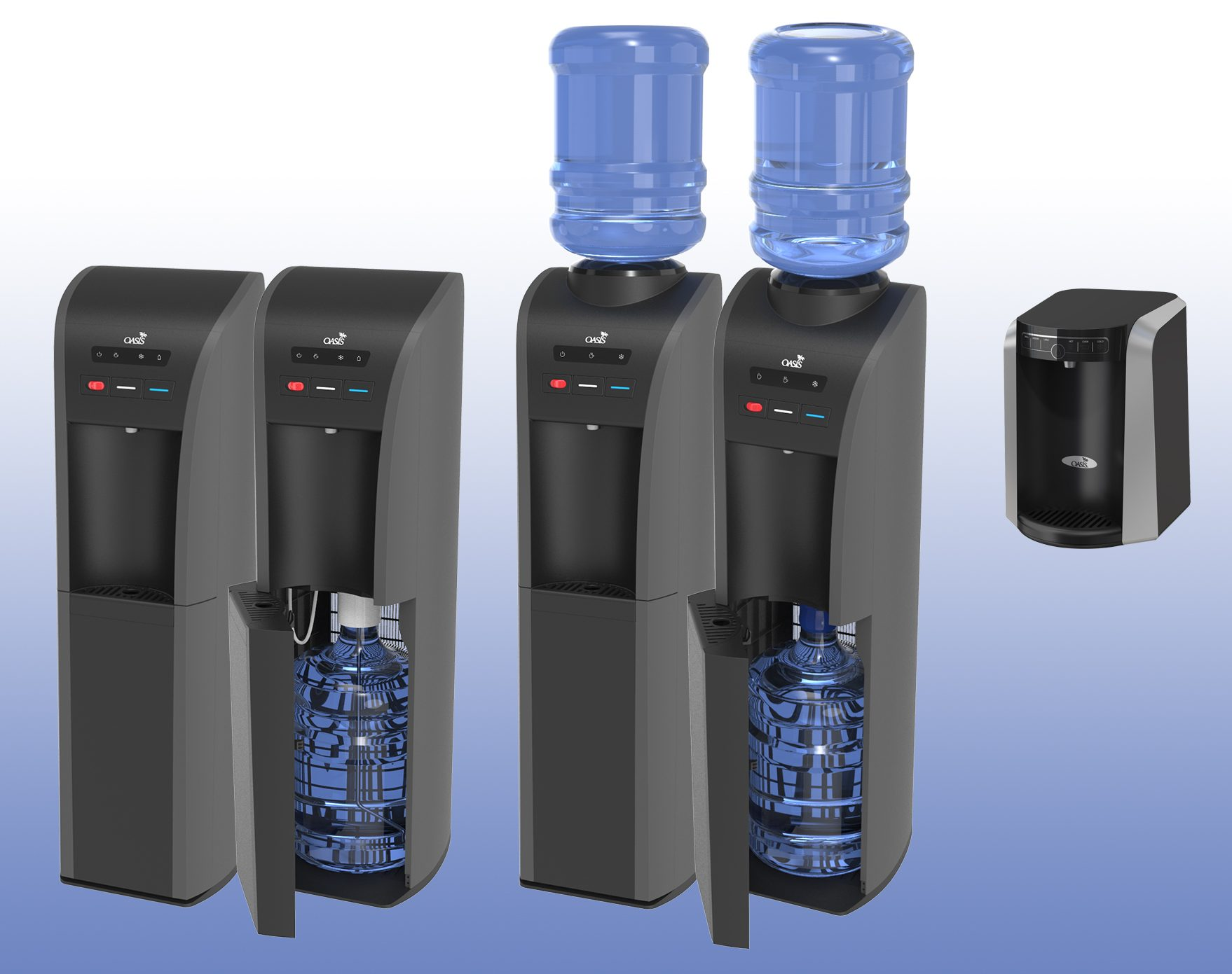 Aquarius water coolers