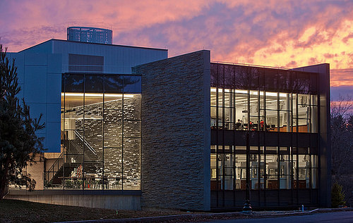 Vassar College new building