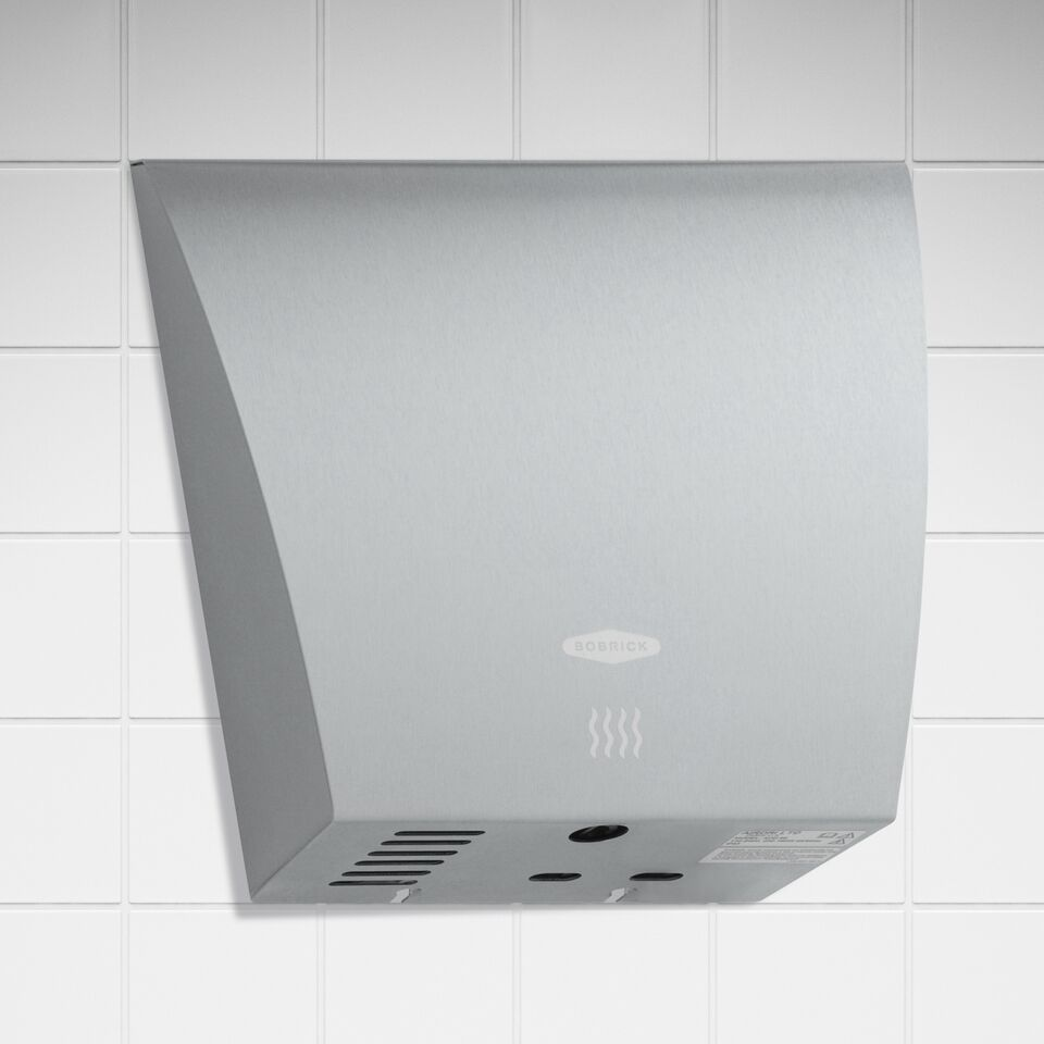 InstaDry surface-mounted automatic hand dryer