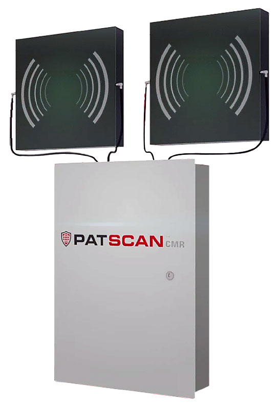 PATSCAN CMR box system